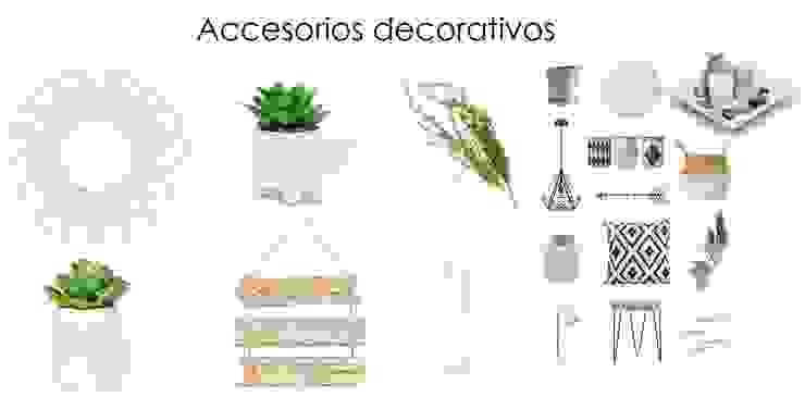 Accesorios decorativos de Shirley Palomino Moderno