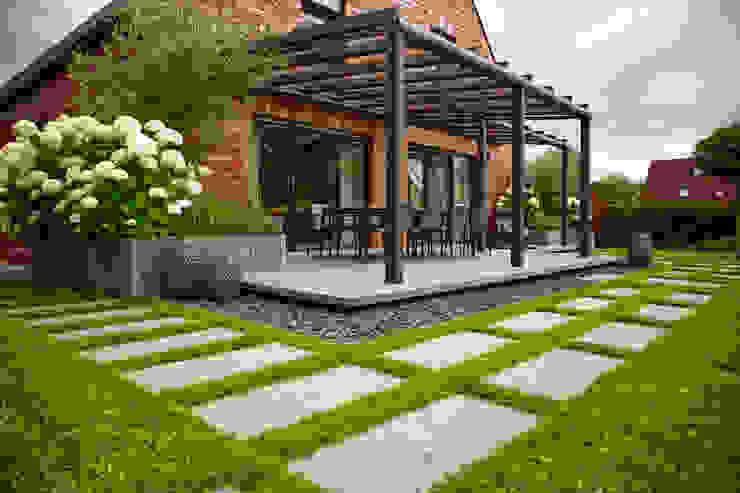 Moderner Garten Moderner Garten von Paus Gartendesign Modern
