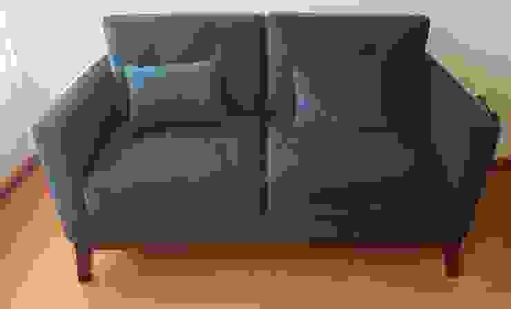 Sofa Scandinavo de NF Diseño de Interiores Escandinavo