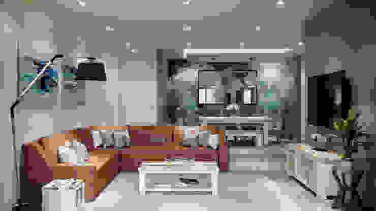 Grand Baie (Mauritius) apartment by ARCVISA STUDIO