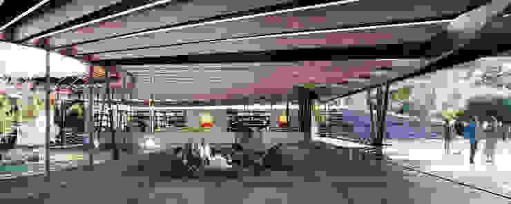 Vivienda Unifamiliar en La Moraleja de GilBartolome Architects Moderno