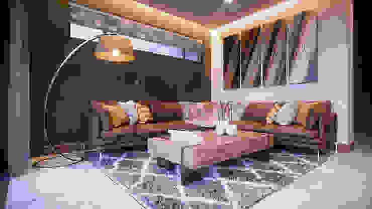 House Ntuli, Pretoria, South Africa by ARCVISA STUDIO
