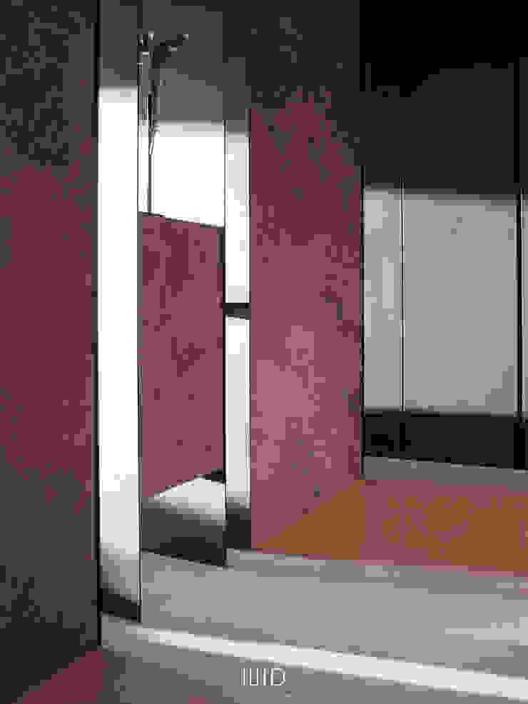 Salones de estilo moderno de WID建築室內設計事務所 Architecture & Interior Design Moderno
