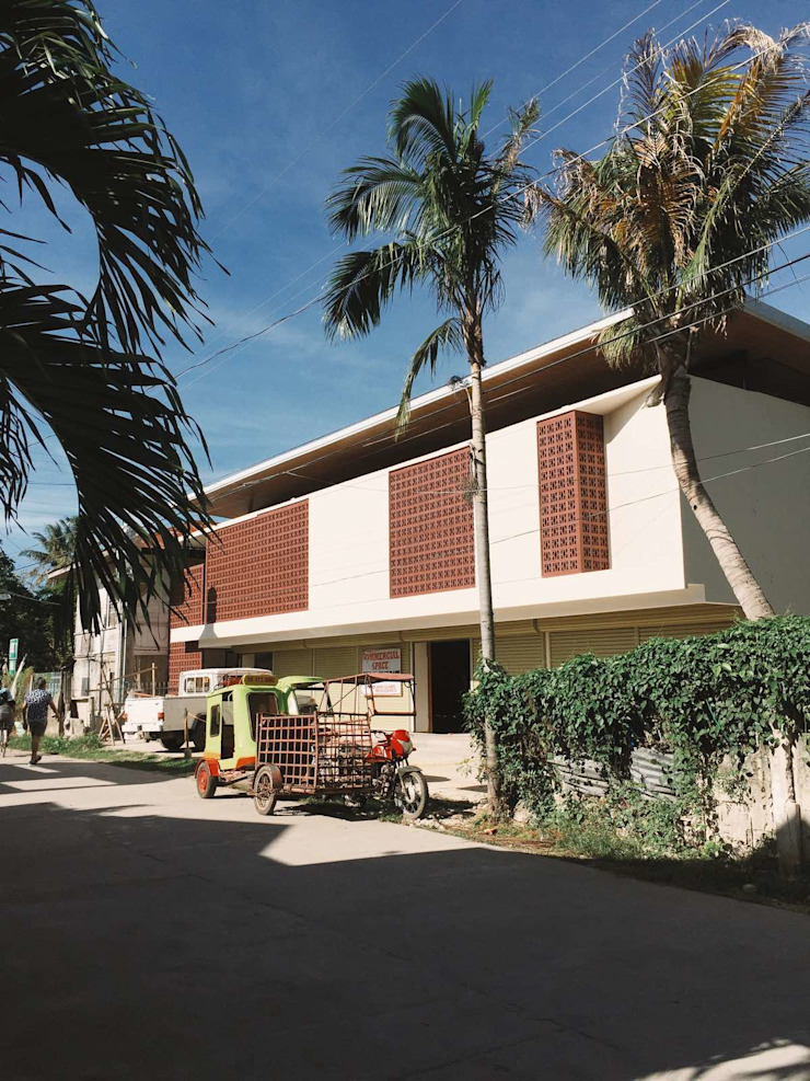 STA FE BOUTIQUE HOSTEL (CEDA GUEST HOUSE) SGMN Architects Hotels
