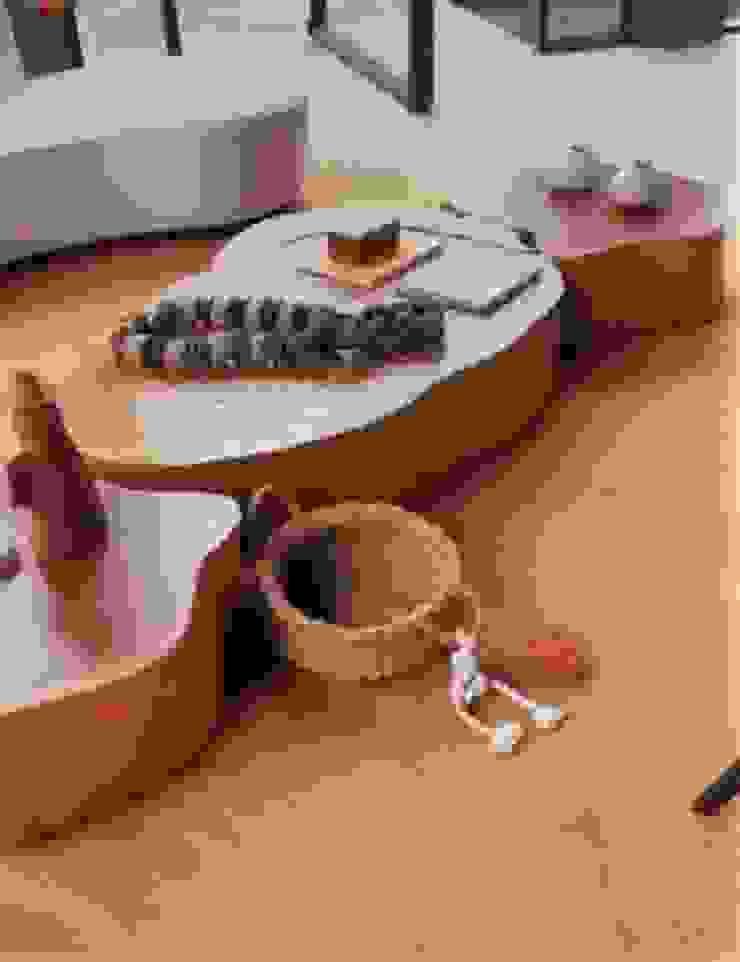 Camacã Design em Madeira SalonesAccesorios y decoración