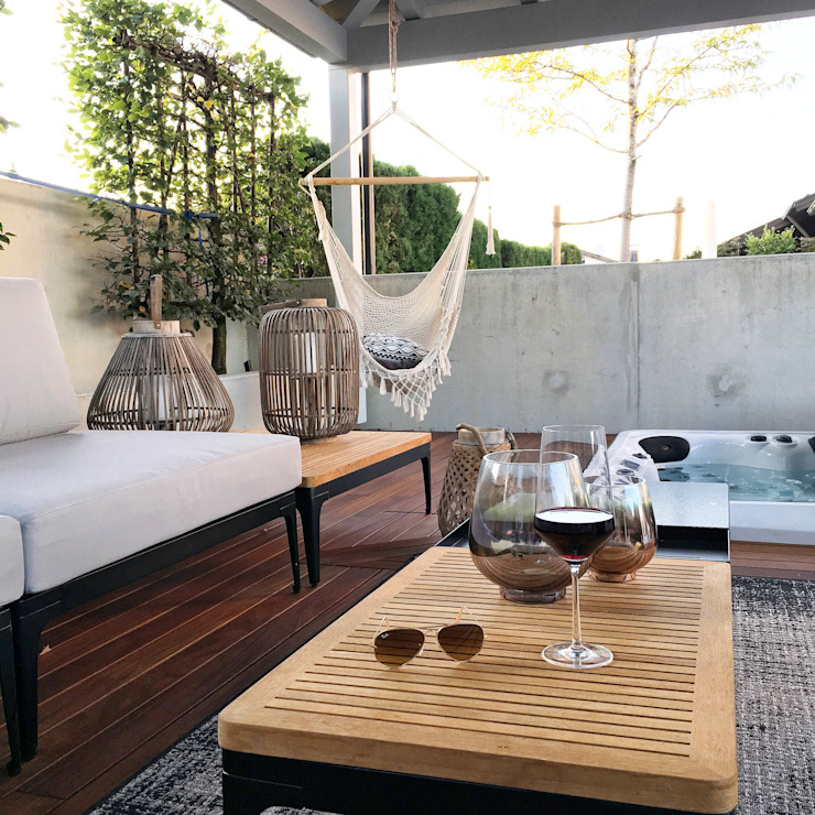 Langmayer Immobilien & Home Staging Hot tubs Wood