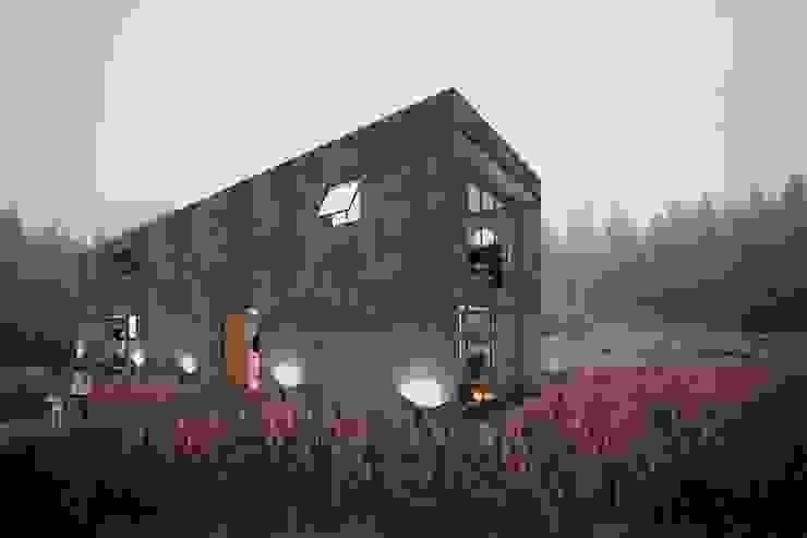 Diseño arquitectónico Preestablecido referencia Casa Cúbin, venta de planos en linea. de Etereo