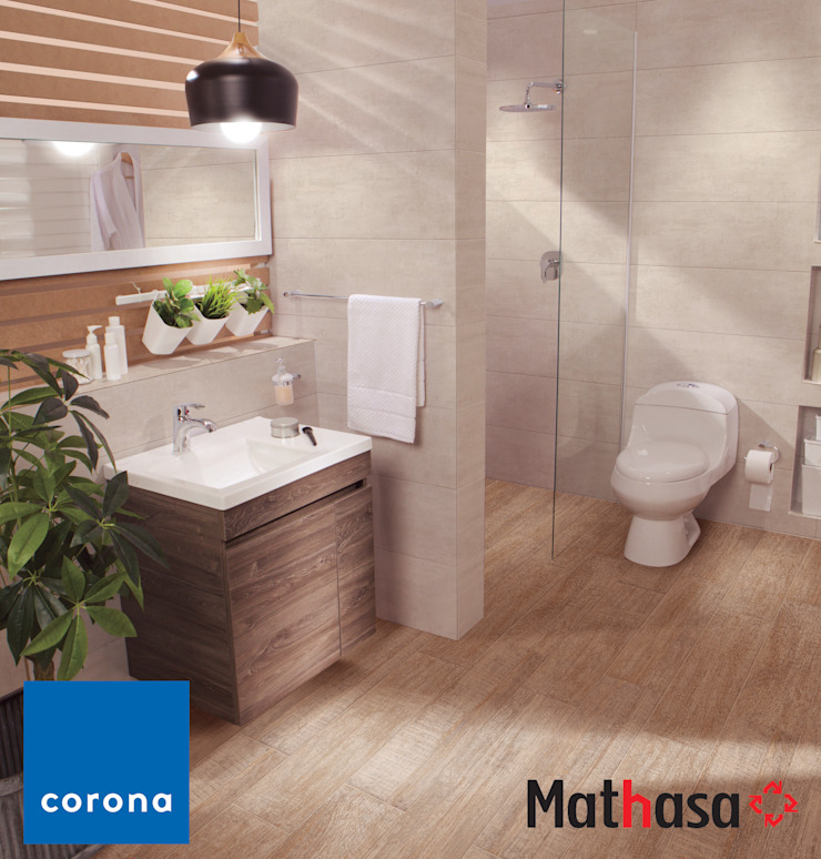 Mathasa BathroomBathtubs & showers Porcelain White