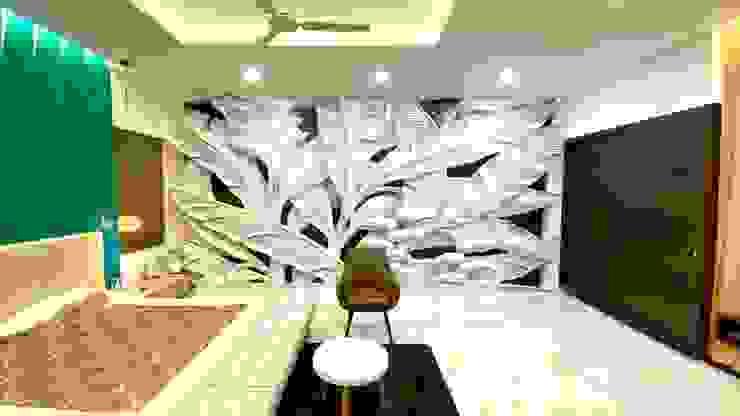 Master Bedroom A B Design Studio Eclectic style bedroom