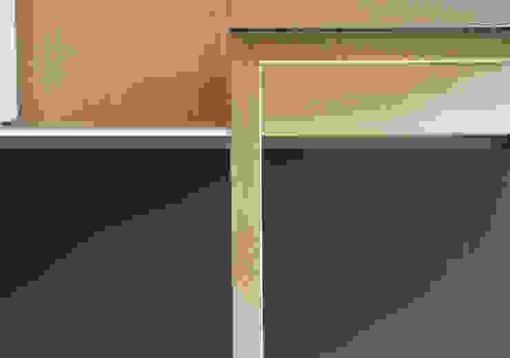 by Plint interieurontwerp Minimalist Wood Wood effect