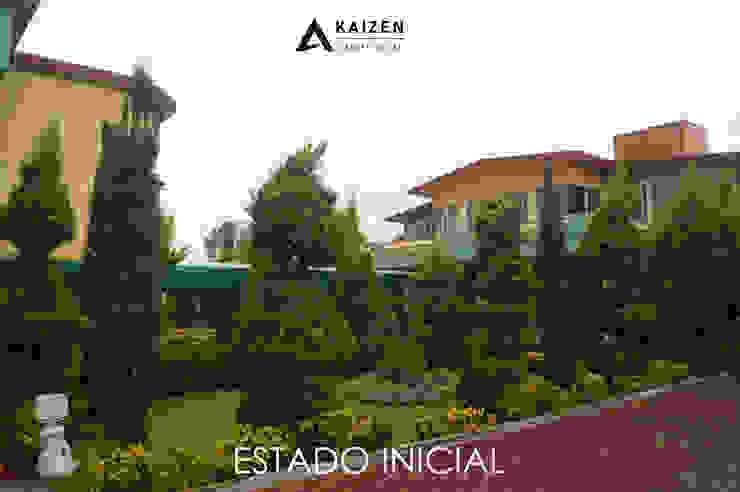 RESIDENCIA ARENAS de KAIZEN ARQUITECTURA Y CONSTRUCCION Moderno