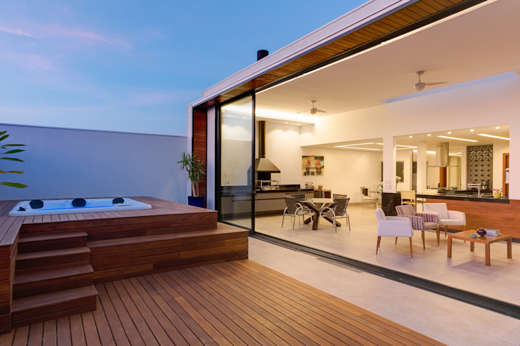 D arquitetura Detached home