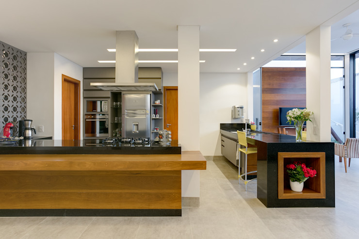 D arquitetura Kitchen units