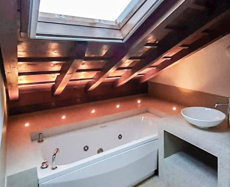 Vasca Da Bagno In Muratura 15 Soluzioni Che Uniscono Stile E Funzionalita Homify