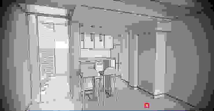Proyecto Remodelacion de Vivienda Unifamiliar primer piso. EHG arquitectura y construcción