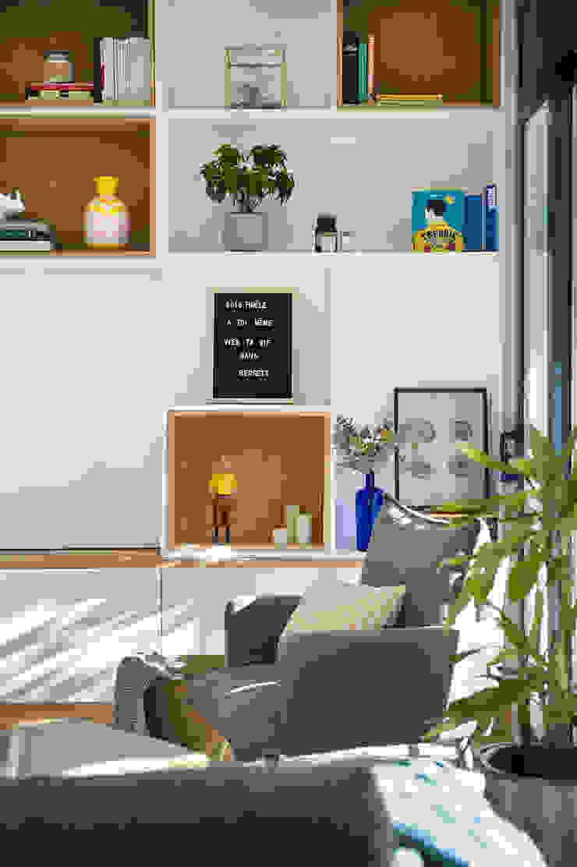 Egue y Seta Living room