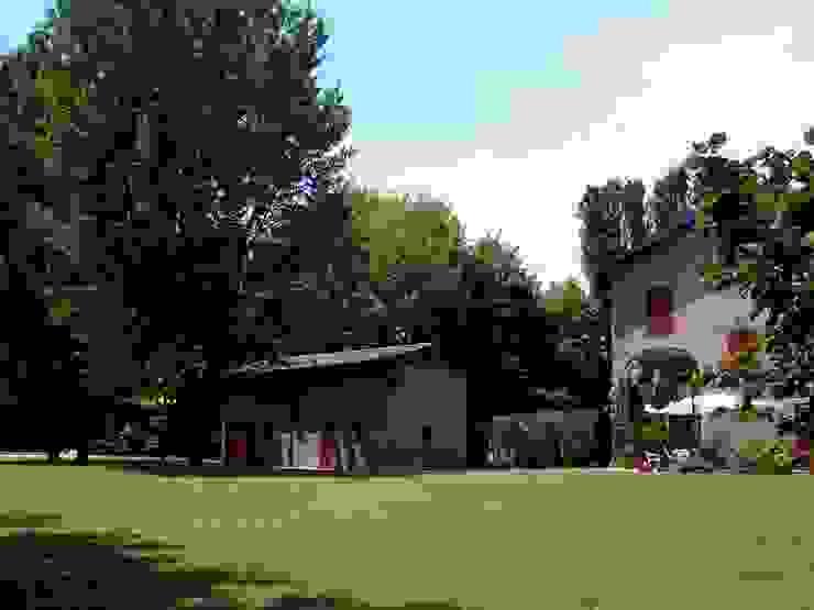 I fabbricati recuperati Simona Muzzi Architetto Casa di campagna Laterizio