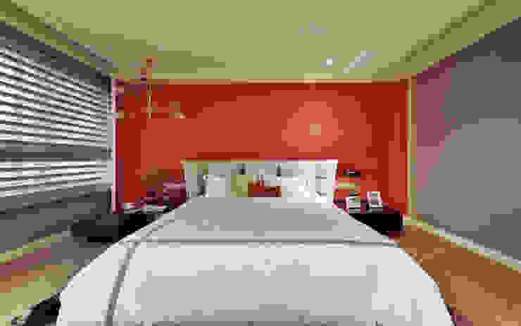 微光入色-療癒生命 共融法式 自然 新豪宅 根據 仝育室內裝修設計有限公司 現代風