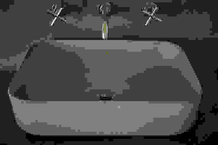 Artis Visio BathroomSinks Concrete Grey