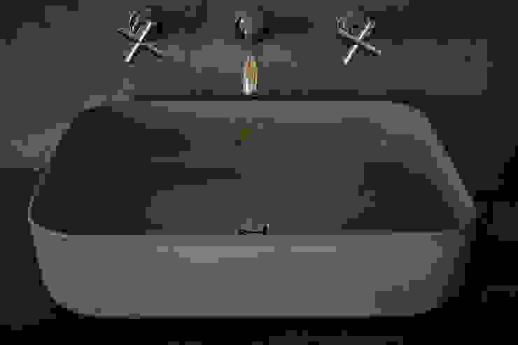 Artis Visio BathroomSinks Concrete