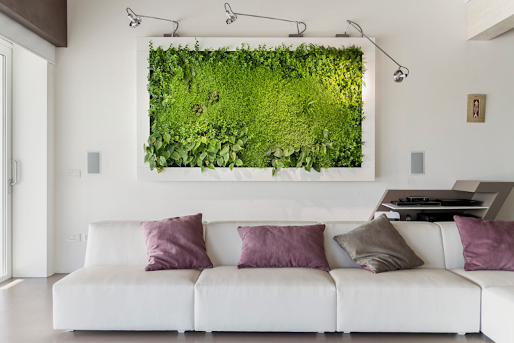Quadro Vegetale di Sundar Italia Moderno
