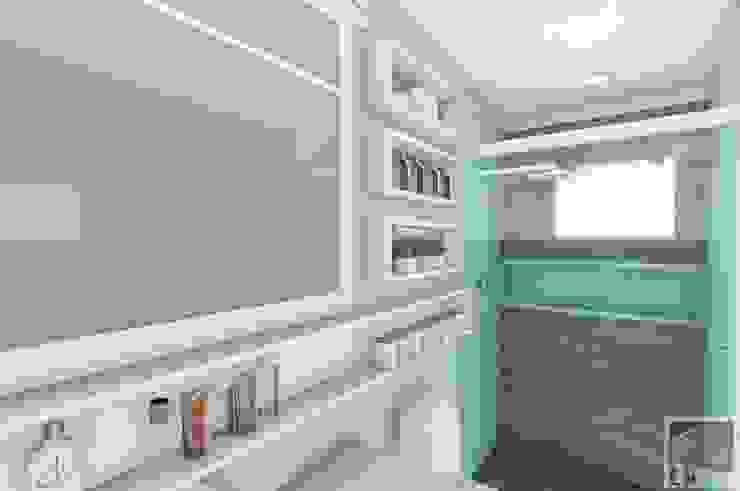 LK Engenharia e Arquitetura Modern bathroom