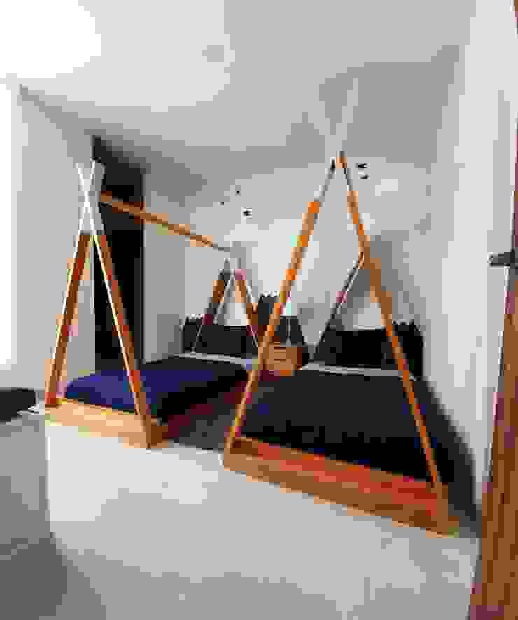 Shike Studio BedroomBeds & headboards