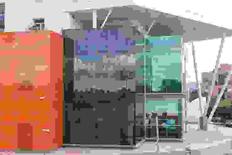 C.c. Bulevar Niza – Año 2014 de Laminados y Blindados Moderno Vidrio
