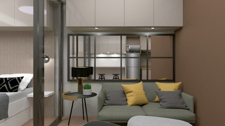 Making it Happen in Makati by CIANO DESIGN CONCEPTS Modern