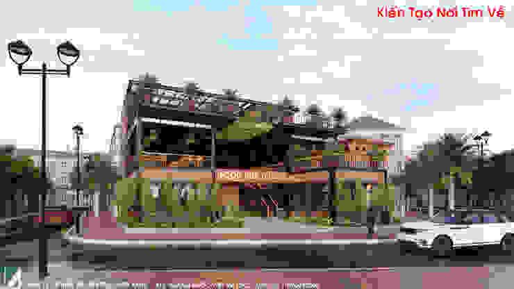 COFFEE - BIA - HẢI PHÒNG . bởi Kiến trúc Việt Xanh