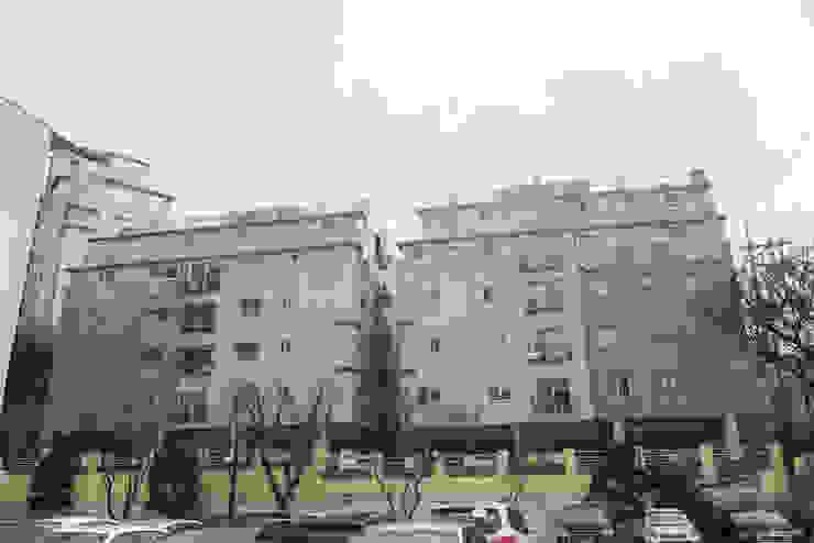 상도동 모덜힐타운 도시형생활주택 by 소노이엔씨종합건설 모던