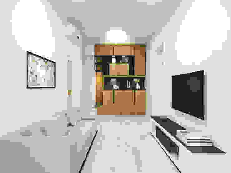 Hong Kong KT Oasia: modern  by Civvy innovation, Modern
