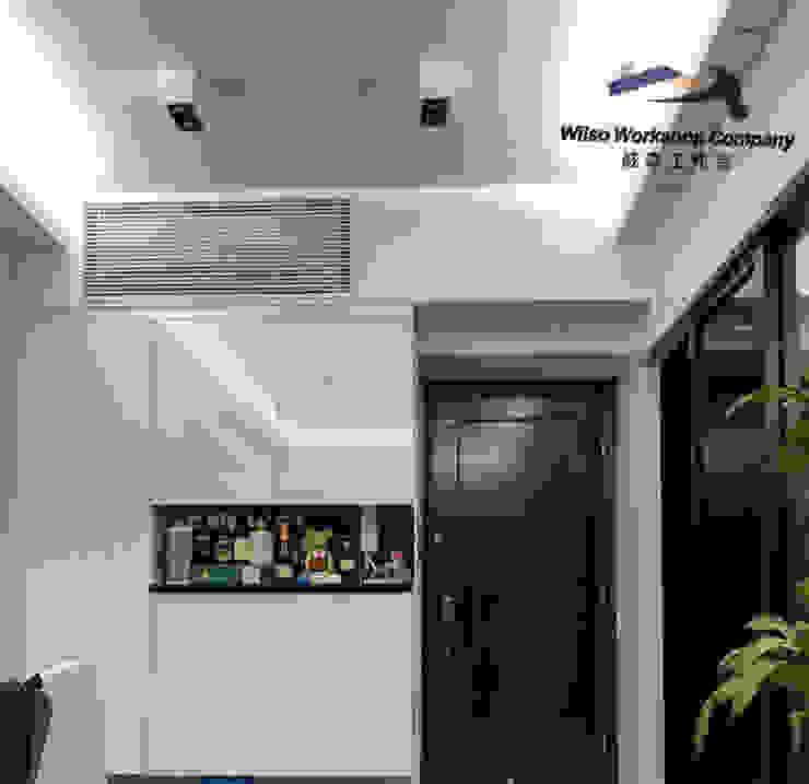 Wilso - Residence Modern living room by Wilso Workshop Company Modern
