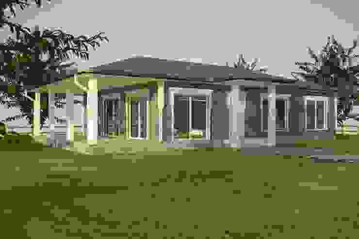 180 m2 Tek Katlı Modern Bahçe BOTA YAPI Modern