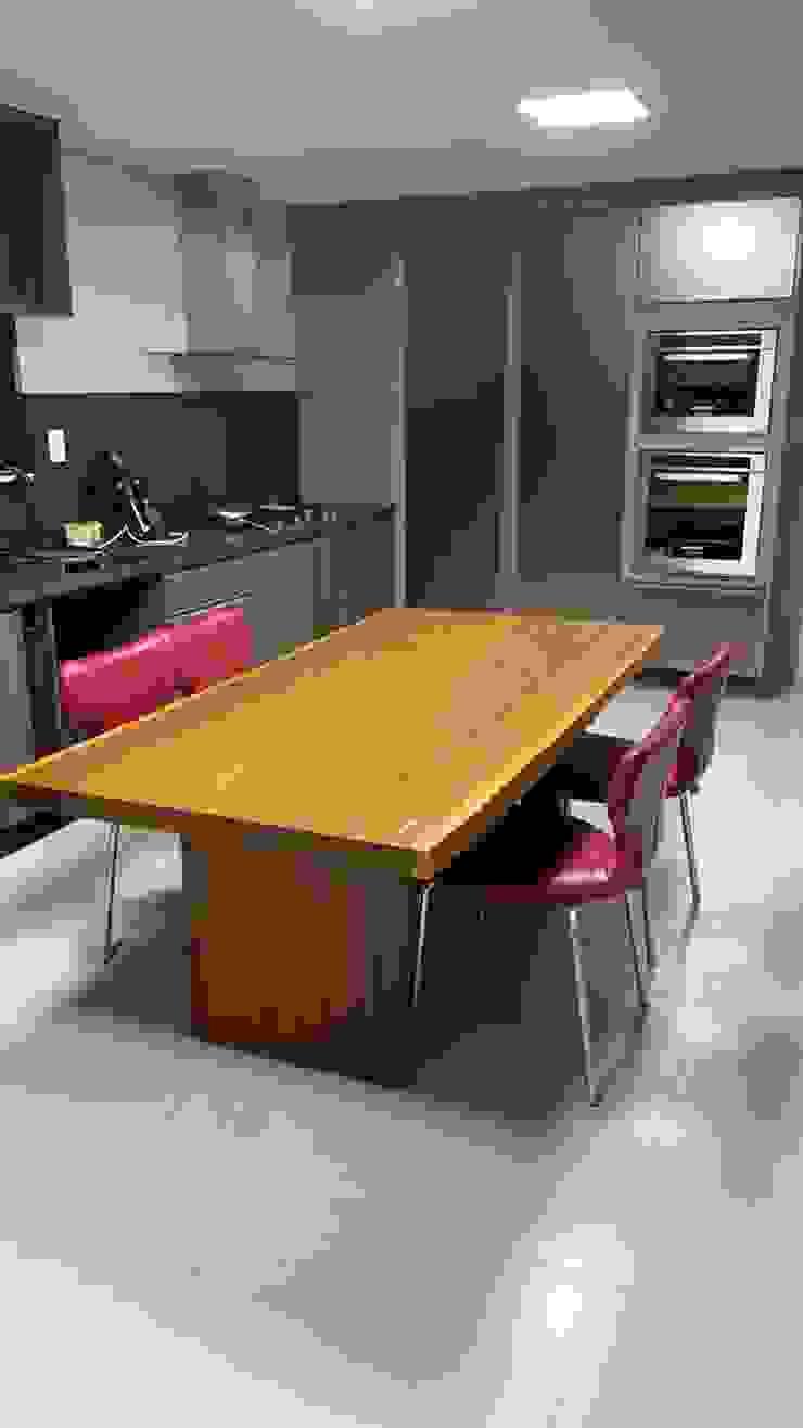 Camacã Design em Madeira KitchenTables & chairs Kayu