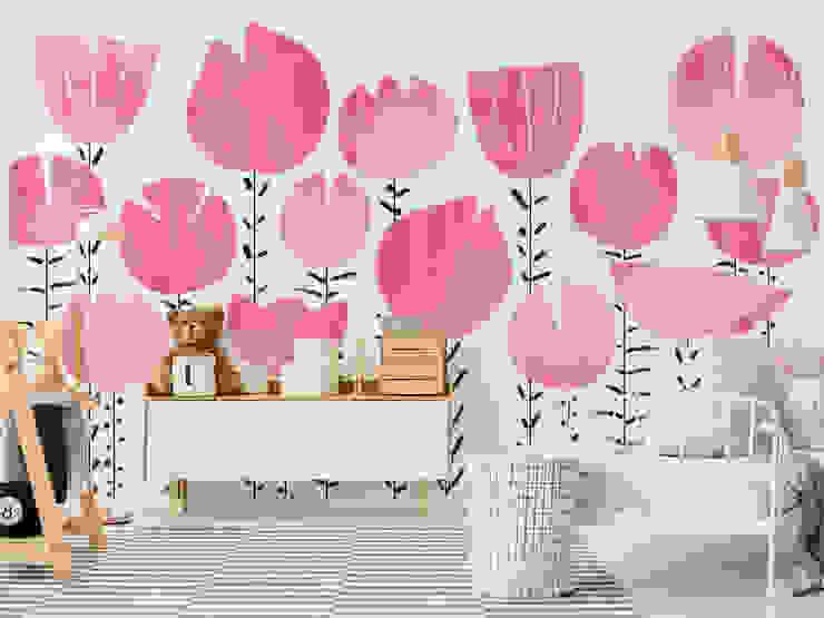 Cartilla Modern walls & floors Pink