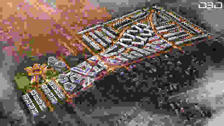 Site Plan | 3D Render by D3D Architectural Visualisation