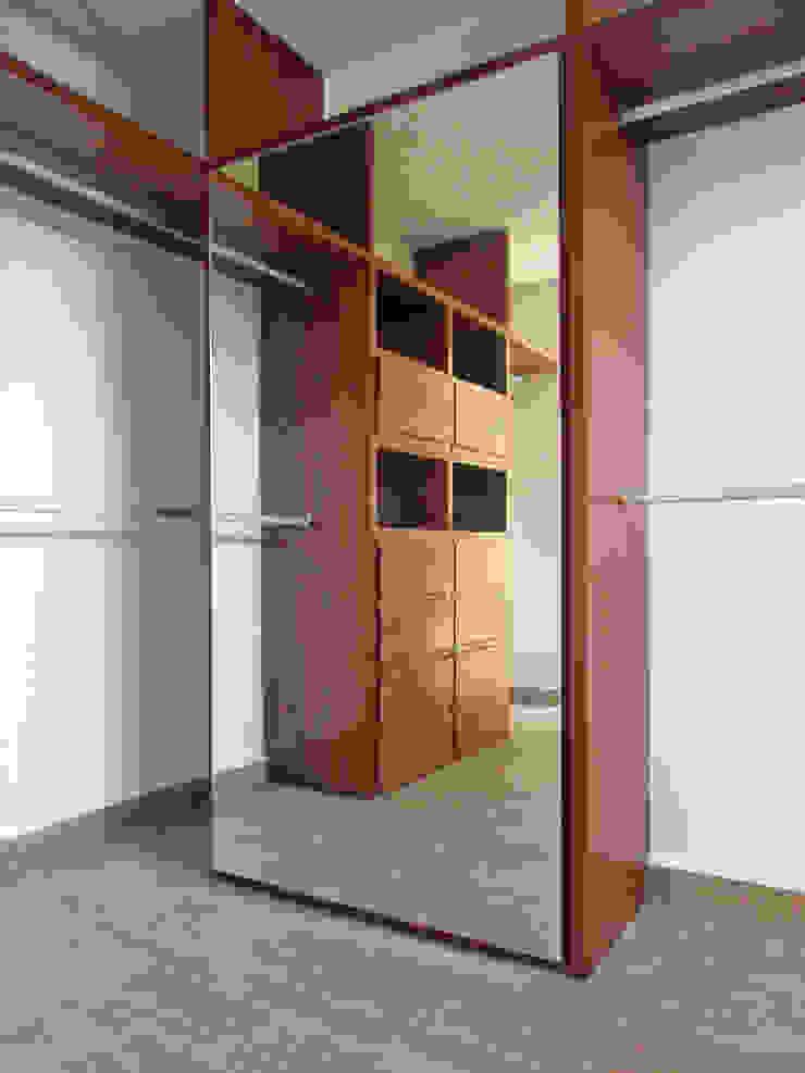 Zen Ambient Minimalist dressing room