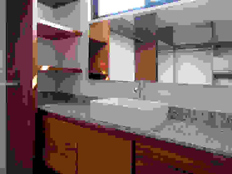 Zen Ambient Minimalist style bathroom