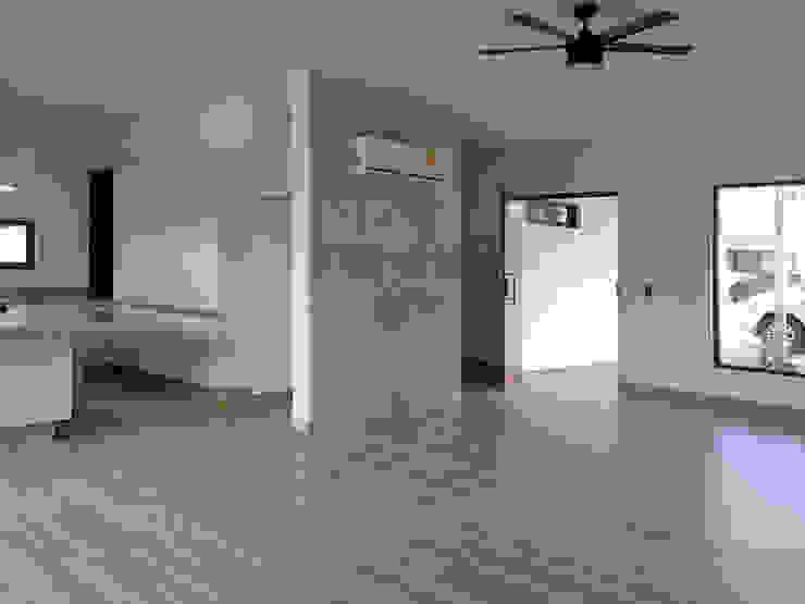 Zen Ambient Living room