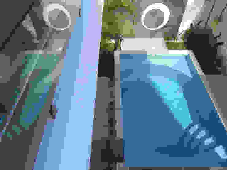 Zen Ambient Modern pool