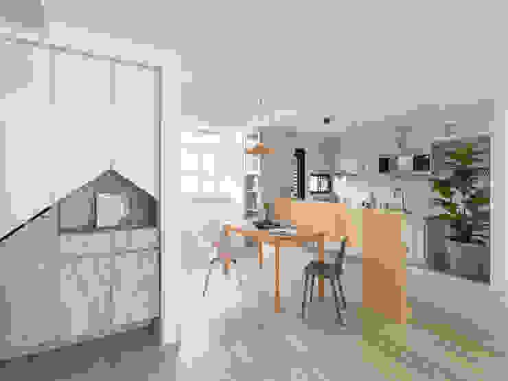 一抹奶油 根據 寓子設計 北歐風