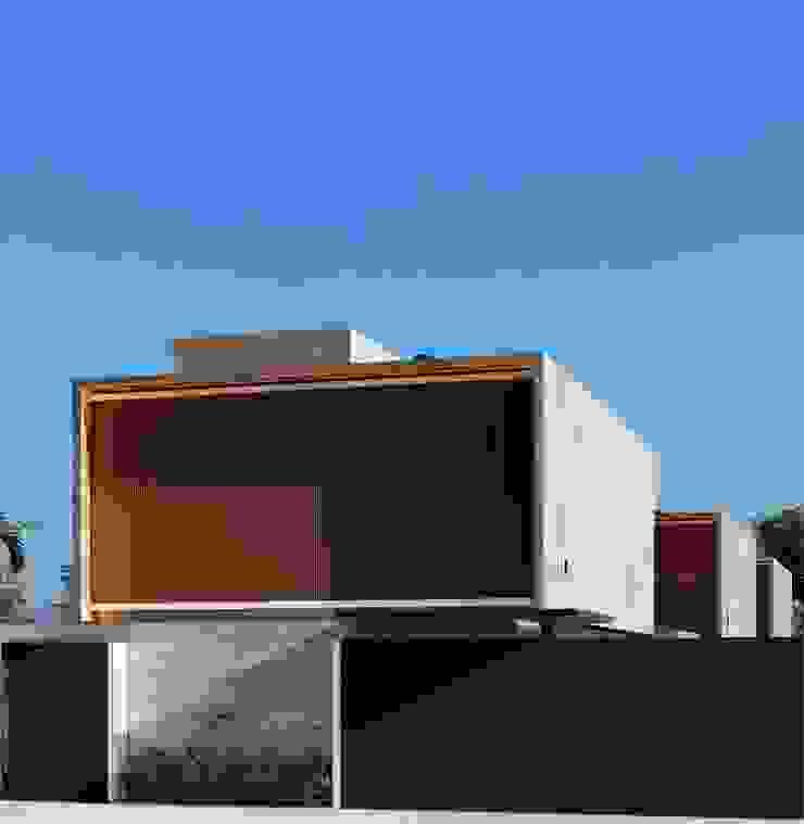 D arquitetura Rumah teras