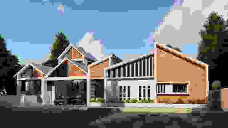 Completed Project by I Nova Infra Modern Bricks