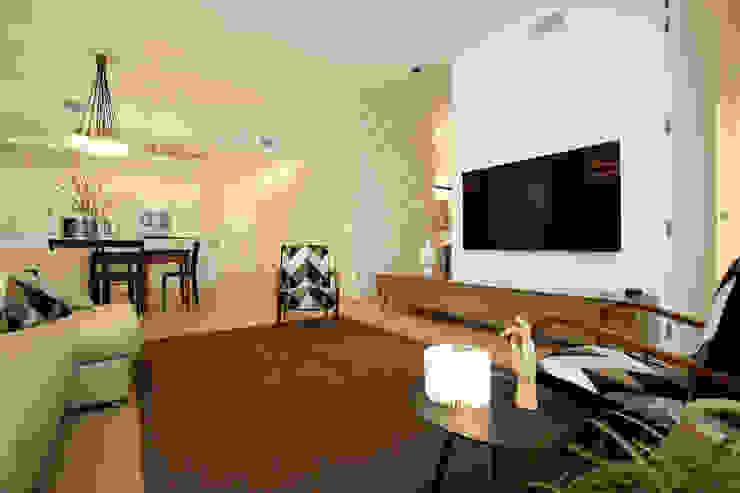 Ristrutturazione appartamento di Studio ARS Design Moderno