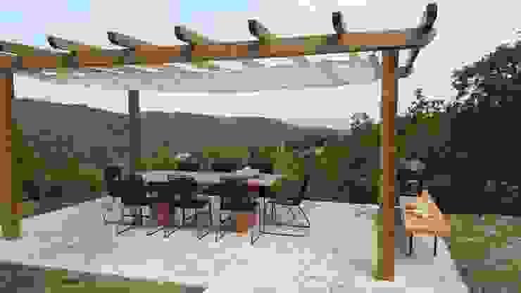 ZONZ sunsails Garden Greenhouses & pavilions Plastic Beige