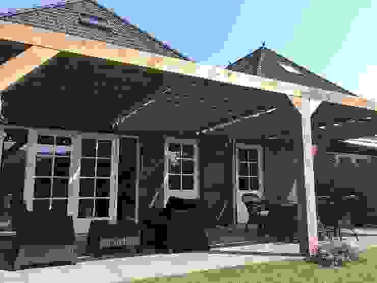 ZONZ sunsails Balconies, verandas & terraces Accessories & decoration Plastic Grey