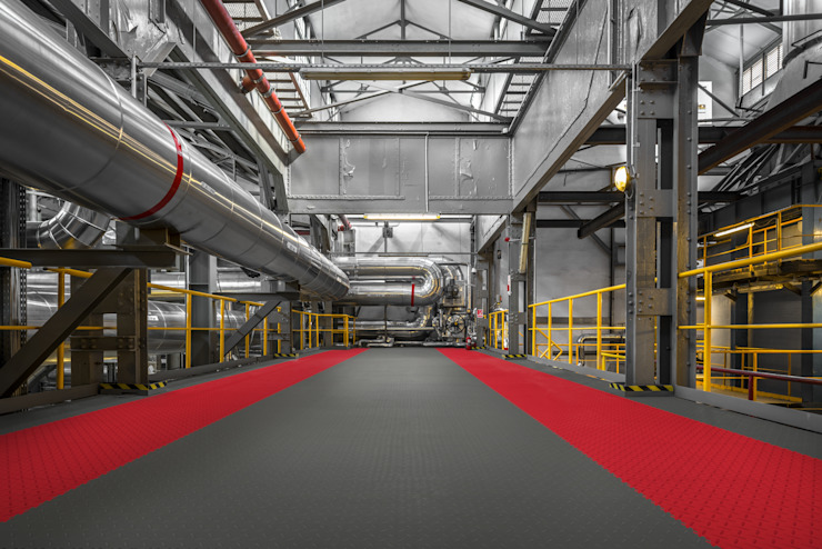 Bricoflor Italia Garagens e arrecadações industriais
