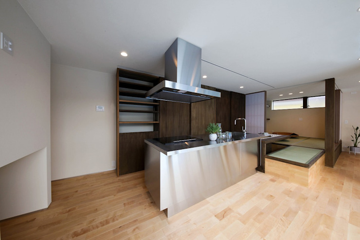 STaD(株式会社鈴木貴博建築設計事務所) 廚房