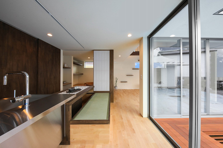 STaD(株式会社鈴木貴博建築設計事務所) 餐廳